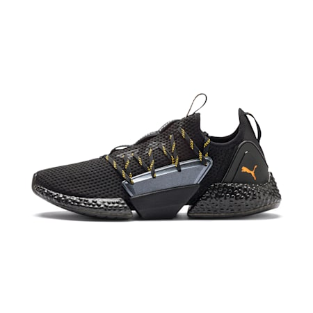 HYBRID Rocket Aero Men's Running Shoes, Puma Black-Puma Black, small