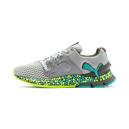 HYBRID Sky Men's Running Shoes, High Rise-Blue Turquoise, small-IND