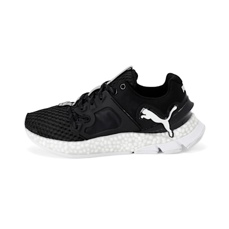HYBRID Sky Women's Running Shoes, Puma Black-Puma White, small-IND