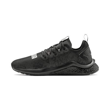 HYBRID NX Rave Men's Running Shoes, Puma Black, small-IND