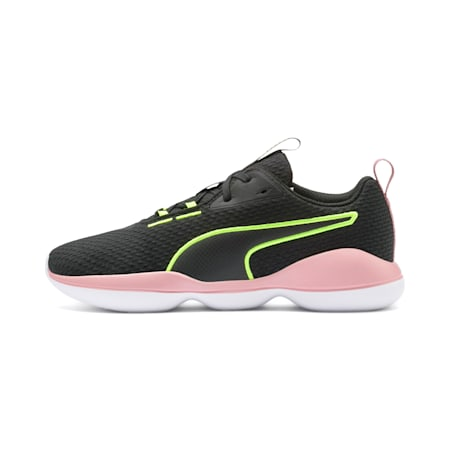 Flourish FS Shift Women's Shoes, Puma Black-Puma White, small-IND