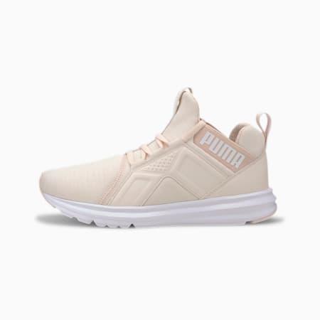 Enzo Heather Women's Sneakers, Rosewater-Glacier Gray-White, small