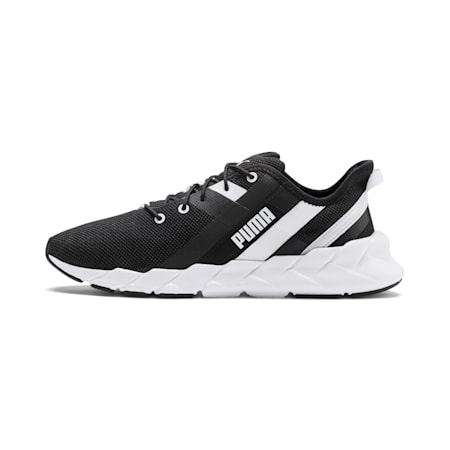 Weave XT Women's Training Shoes, Puma Black-Puma White, small-IND