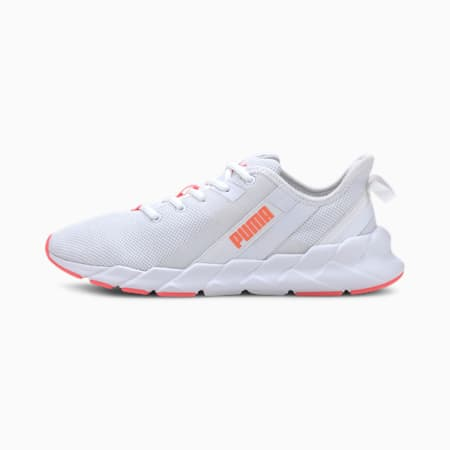 Weave XT Women's Training Shoes, Puma White-Ignite Pink-Fizzy, small