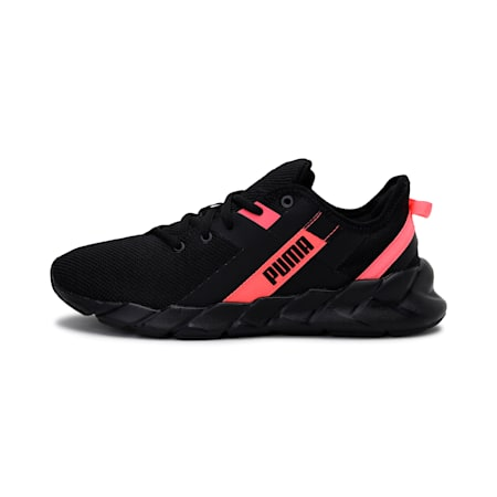 Weave XT Women's Training Shoes, Puma Black-Ignite Pink, small-IND