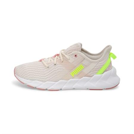Weave XT Shift Women's Training Shoes, Pastel Parchment-Puma White, small-IND