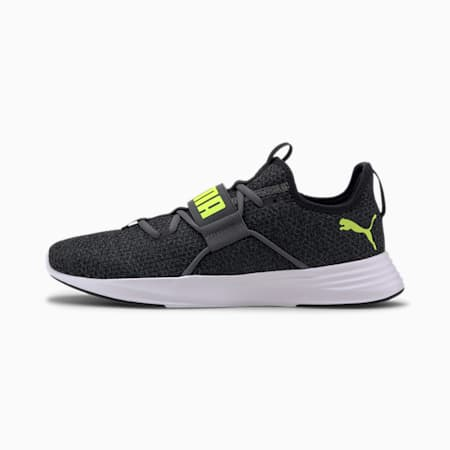 Persist XT Knit Herren Sneaker, CASTLEROCK-Yellow Alert, small
