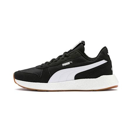 NRGY Neko Retro Women's Running Shoes, Puma Black-Puma White, small