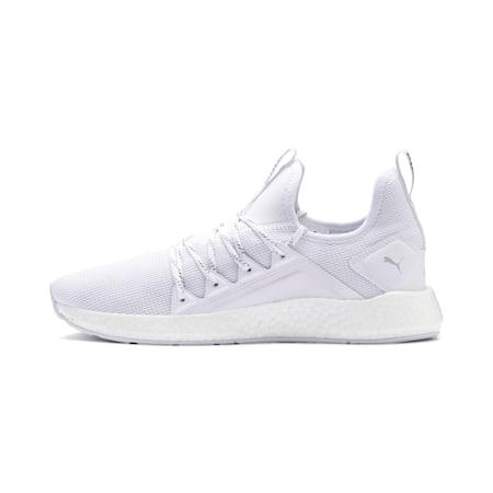 NRGY Neko Lights Men's Running Shoes, Puma White, small-IND