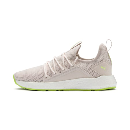 NRGY Neko Shift Women's Running Shoes, Pastel Parchment, small-IND