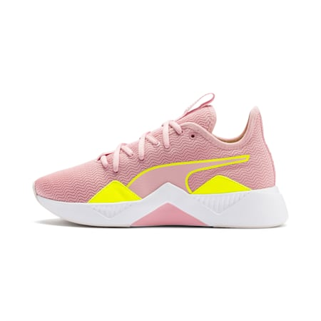 Incite FS Shift Women's Shoes, Bridal Rose-Yellow Alert, small-IND