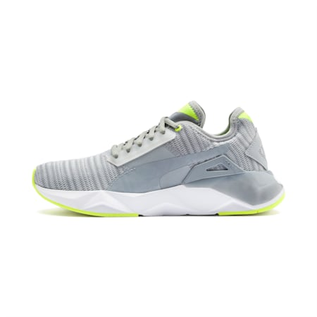 CELL Plasmic Women's Shoes, Quarry-Puma White, small-IND