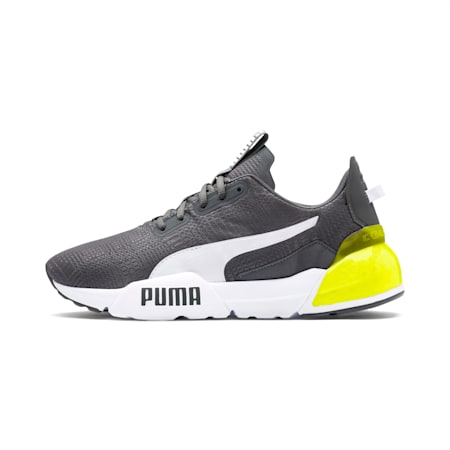 CELL Phase Lights Men's Training Shoes, CASTLEROCK-Yellow Alert, small
