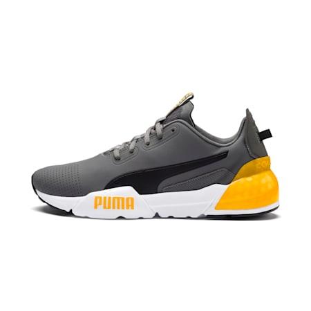 CELL Phase Slip-On Men's Shoes, CASTLEROCK-Orange Alert, small-IND