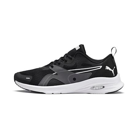 HYBRID Fuego Men's Running Shoes, Puma Black-Puma White, small-IND