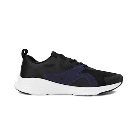 HYBRID Fuego Men's Running Shoes, Puma Black-Elektro Green, small-IND