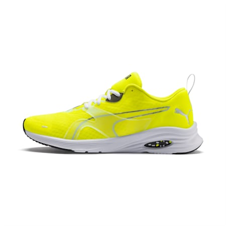 HYBRID Fuego Men's Running Shoes, Yellow Alert, small-IND