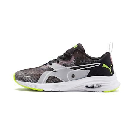 HYBRID Fuego Shift Women's Running Shoes, Puma Black-Bridal Rose, small-IND