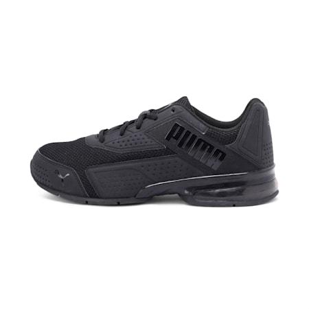 Leader VT NU Training Shoes, Puma Black-Puma Black, small-IND