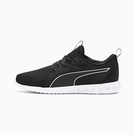Carson 2 Cosmo Men's Running Shoes, Puma Black-Puma White, small