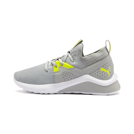 Emergence Sneakers JR, High Rise-Nrgy Yellow, small