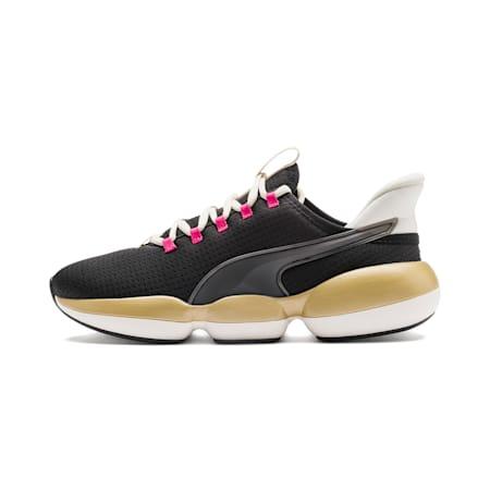 Mode XT Sweet Women's Training Shoes, Black- White-Purple, small