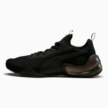 LQDCELL Challenge Men's Training Shoes, Puma Black-Puma Black, small