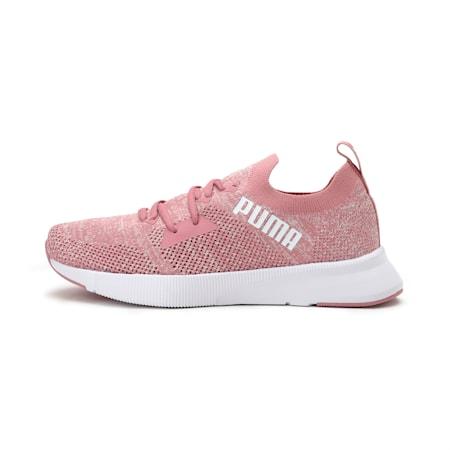 Flyer SoftFoam+ Women's Running Shoes, Foxglove-Puma White, small-IND