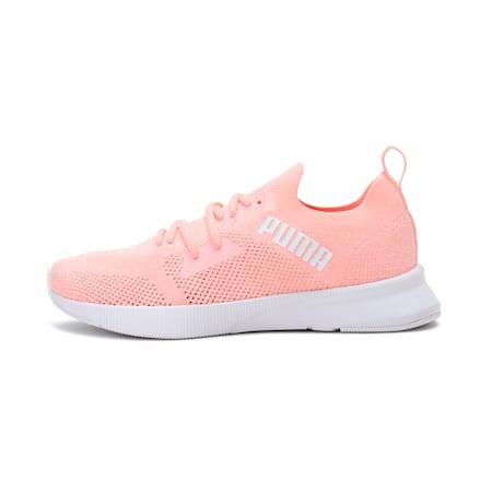 Flyer SoftFoam+ Women's Running Shoes, Elektro Peach-Puma White, small-IND