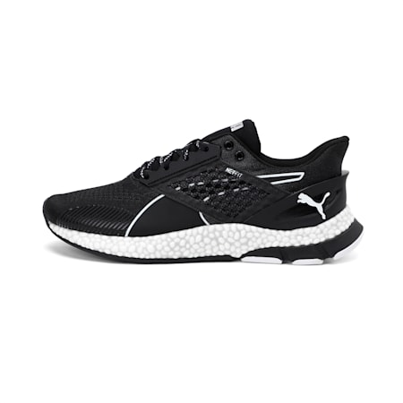 HYBRID NETFIT Astro Men's Running Shoes, Puma Black-Puma White, small-IND