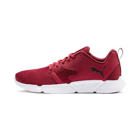 INTERFLEX SoftFoam Modern Men's Sneakers, Rhubarb-Puma Black, small-IND