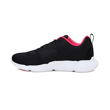 INTERFLEX SoftFoam Modern  Sneakers, Puma Black-Nrgy Rose, small-IND