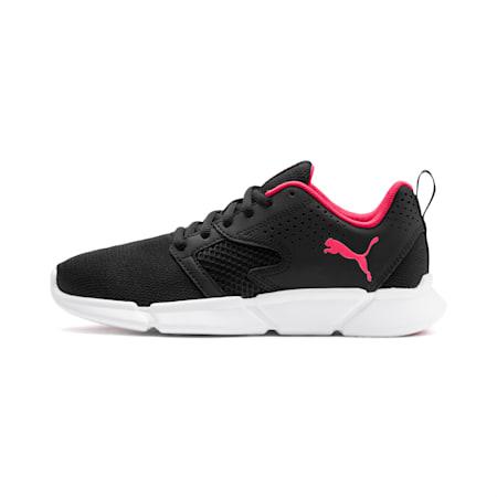 INTERFLEX Modern Running Shoes, Puma Black-Nrgy Rose, small-SEA