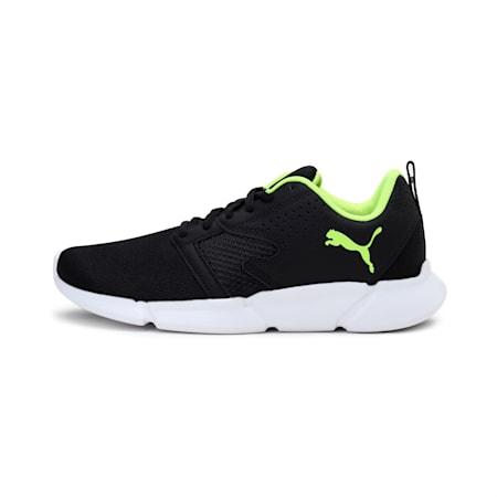 INTERFLEX SoftFoam Modern  Sneakers, Puma Black-Yellow Alert, small-IND
