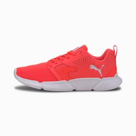 INTERFLEX SoftFoam Modern Unisex Sneakers, Ignite Pink-Puma White, small-IND