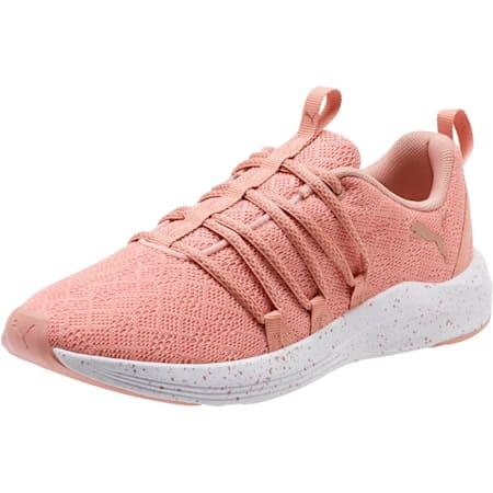 Prowl Alt Mesh Speckle Women's Training Shoes, Peach Beige-Puma White, small