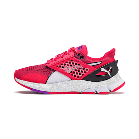 HYBRID NETFIT Astro Women's Running Shoes, Nrgy Rose-Puma Black, small