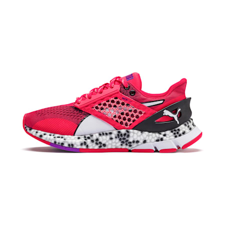 HYBRID NETFIT Astro Women's Running Shoes, Nrgy Rose-Puma Black, small-SEA