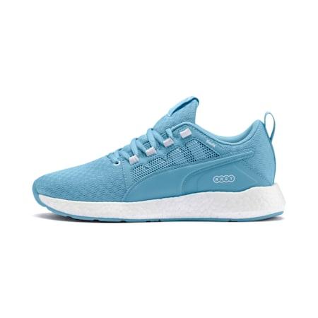 NRGY Neko Turbo Women's Shoes, Milky Blue-Puma White, small-IND