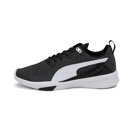 Aura XT Men's Training Shoes, Puma Black-Puma White, small-IND