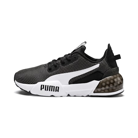 CELL Phase Sneakers JR, Puma Black-Puma White, small-IND