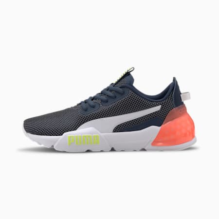 CELL Phase Sneakers JR, Dark Denim-Puma White, small-IND