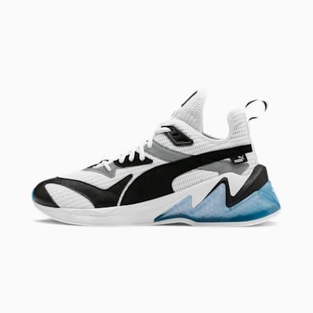 LQDCELL Origin Men's Training Shoes, Puma White-Puma Black, small