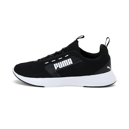 Extractor Running Shoes, Puma Black-Puma White, small-IND