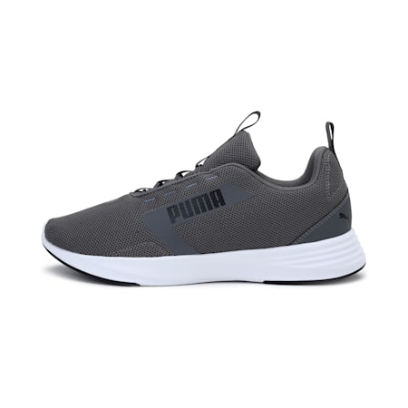 Extractor SoftFoam+ Running Shoes, CASTLEROCK-Puma Black, small-IND