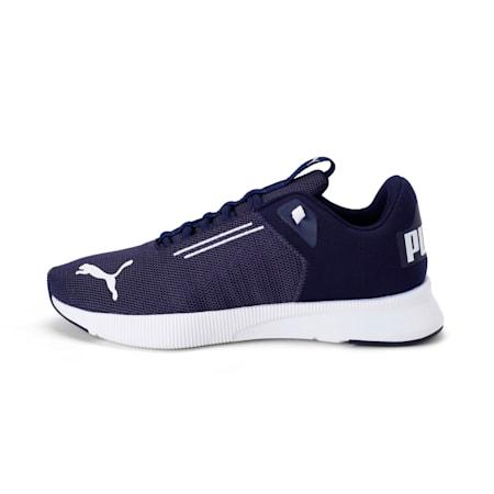 Flyer IMEVA Modern Running Shoes, Peacoat-Puma White, small-IND