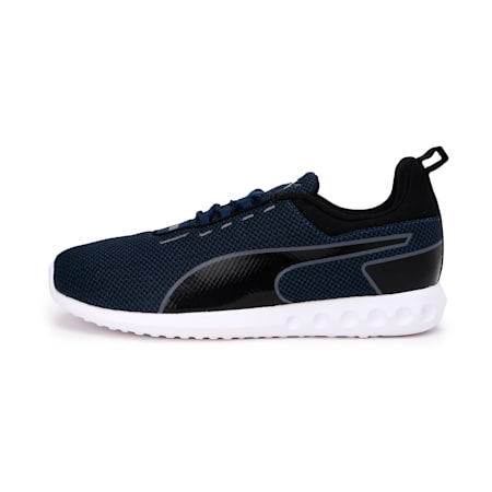 Concave Pro X IDP Running Shoes, Gibraltar-CASTLEROCK-Black, small-IND