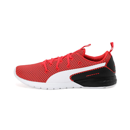 Vigor Pro IDP High Risk Men's Running Shoes, High Risk Red-P Black-P Wht, small-IND