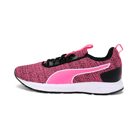Progression Pro Wn's IDP, Puma Black-KO PINK-P White, small-IND