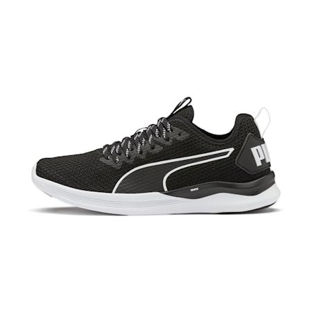 Zapatos de entrenamiento IGNITE Flash para mujer, Puma Black-Puma White, pequeño